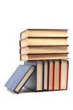 Farbenbücher Stockbild