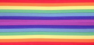 Farbenblattstapel Stockbild