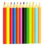 Farbenbleistift stockfotografie
