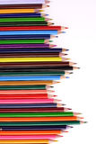 Farbenbleistifte Stockfoto