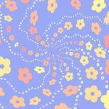 Farbenblumen Stockbild