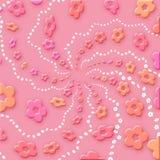 Farbenblumen Lizenzfreie Stockfotografie