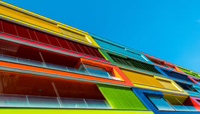 Farbenebenen Lizenzfreie Stockfotografie