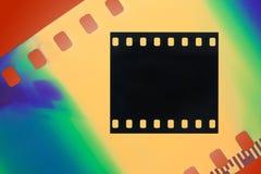 Farbenfilm stockfotografie
