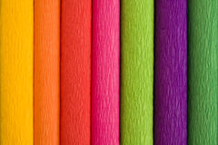 Farbenfließpapier Stockbilder