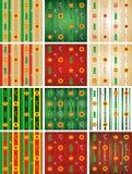 Farbenhintergrundverzierung stockbilder