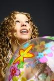 Farbenkugel Lizenzfreies Stockbild