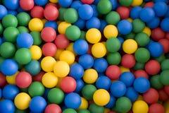 Farbenkugeln Lizenzfreie Stockbilder