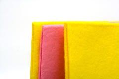 Farbenlappen Lizenzfreie Stockfotos