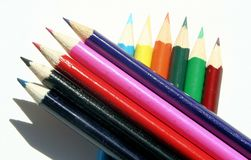 Farbenmagie Lizenzfreies Stockfoto