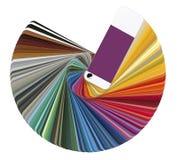 Farbenmuster   lizenzfreie stockfotografie