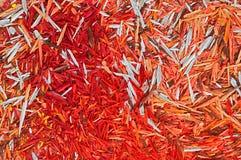 Farbenpigmente Lizenzfreies Stockfoto