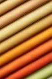 Farbenproben Stockfotografie