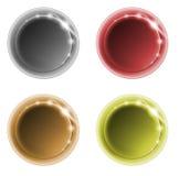Farbenpunkt Stockfoto