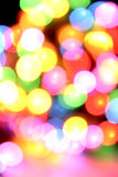 Farbenpunkte Lizenzfreies Stockbild
