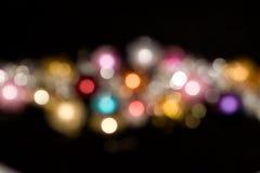 Farbenpunkthintergrund Lizenzfreie Stockfotografie