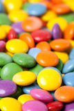 Farbensüßigkeiten Lizenzfreies Stockfoto