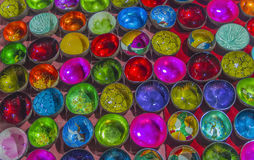 Farbenschale Lizenzfreie Stockbilder