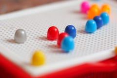 Farbenspiel der Kinder - ein Mosaik Lizenzfreie Stockbilder