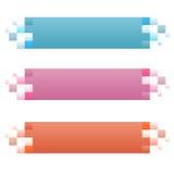 Farbenstab Lizenzfreie Stockbilder