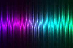 Farbenstreifen vektor abbildung