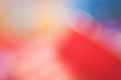 Farbenunschärfen Lizenzfreie Stockbilder