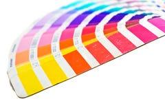 Farbenzeilen lizenzfreies stockfoto