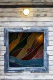 Farbfenster Lizenzfreie Stockfotografie
