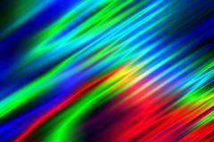 Farbfoto mit Zusammenfassung unscharfem Hintergrund Unscharfer Effekt, helle Farben Lizenzfreie Stockbilder