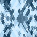 Farbhintergrund mit Dreiecken Lizenzfreies Stockbild