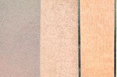Farbige Betonmauer lizenzfreie stockfotografie