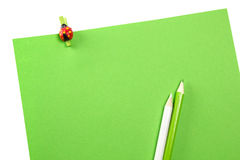 Farbige Bleistifte Lizenzfreie Stockfotografie