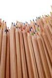 Farbige Bleistifte Lizenzfreie Stockbilder