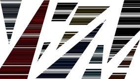 Farbige Formen und Hintergrund vektor abbildung