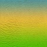 Farbige geknitterte Beschaffenheit - Hintergrund lizenzfreie stockbilder