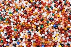 Farbige kleine Steine Lizenzfreies Stockbild