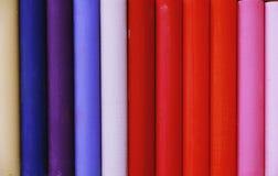 Farbige Kreide Lizenzfreies Stockfoto