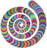 Farbige Kreise vektor abbildung