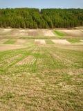 Farbige Landlandwirtschaft Stockbilder