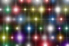 Farbige Leuchten Stockbilder
