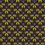 Farbige Linien Vektor Stockfotos
