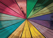 Farbige Quadrate Lizenzfreie Stockbilder