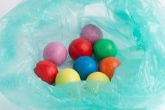 Farbige Süßigkeit Stockfoto