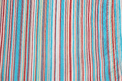 Farbige Textilbeschaffenheit Stockfoto