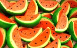 Farbige und fantastische Süßigkeiten stockbilder