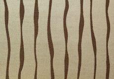 Farbige vertikale Streifen auf Gewebe. Lizenzfreie Stockbilder