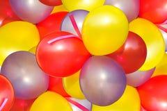 Farbiger Ballon Stockbilder