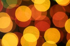 Farbiger bokeh Hintergrund Vektor Abbildung