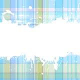 Farbiger Hintergrund mit Flecken Stockfotografie