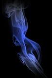 Farbiger Rauch Stockbild